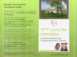 3eme cycle formation biodanza